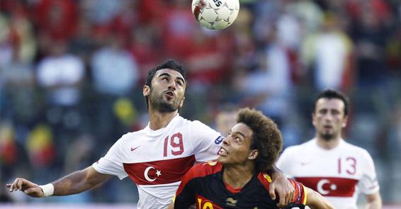 Belçika: 1 - Türkiye: 1