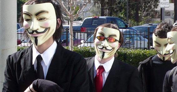 Anonymous, TİBe saldırdı