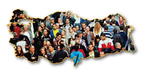 Türkiye nüfusu 95 milyona ulaşacak