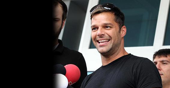 Ricky Martin Türkiye'de