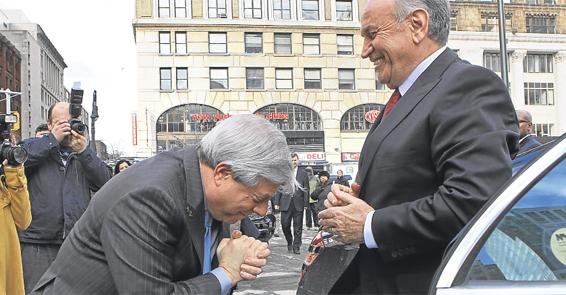 ABD'li Başkana Türkiye cezası