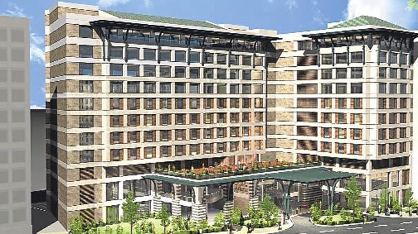 Ko grubunun divan oteli gaziantep e rezidansla giriyor for Divan otel adana