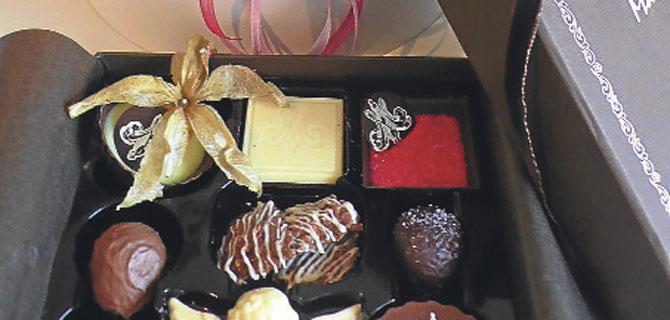 Çikolata tadında bir bayram