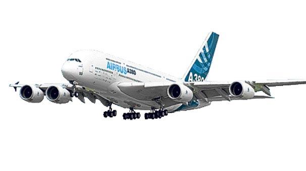 'Sabiha'nın pistleri dünyanın en büyük uçağına göz kırptı