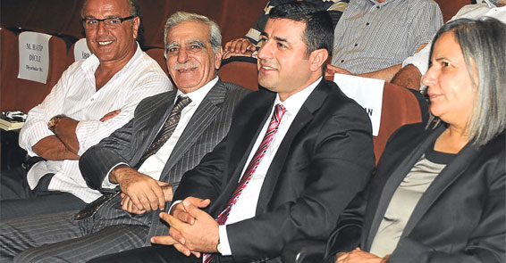 BDP 'şartlı' gelecek