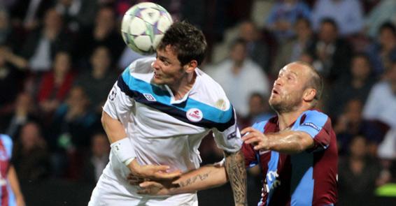 Trabzonspor liderliğini korudu