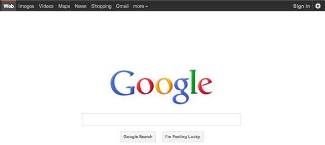 Googledan görünmeyen yenilik