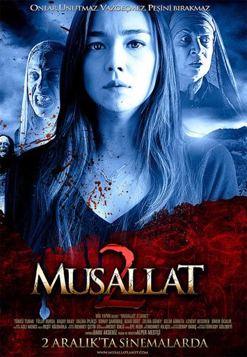 Musallat 2 Lanet Filmi Full izle