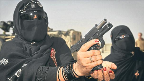 Özel timin yeni silahı: Sig Sauer