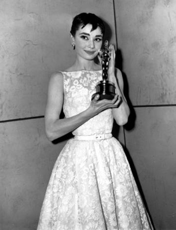 Бесценное платье Одри Хепберн.