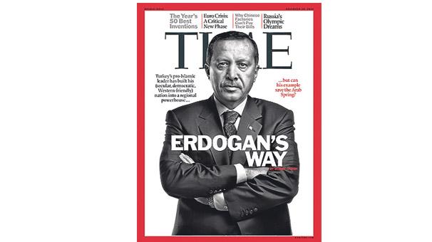 İşte Time'a kapak olan Türkler