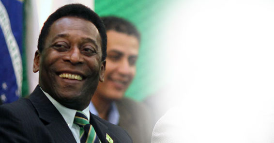 Pele: Benim oynadığım Santos bugünkü Barcelona'dan daha iyiydi