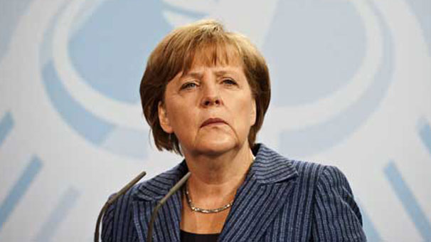 Merkel: Kurtarma fonunun üst limiti artırılmayacak
