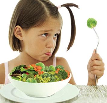 Çocuklara Sebze Yedirmenin Yolları Nelerdir