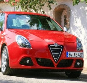 Alfa Romeo'ya Uygun Kredi Fırsatı!