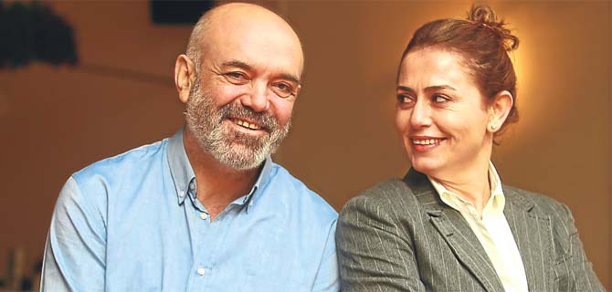 'Sevgilim rolüne sevgilimi önerdim, Ercan oyuncu oldu'
