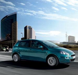 2012'nin İlk Büyük Yeniliği: Yeni Fiat Punto Türkiye'de!