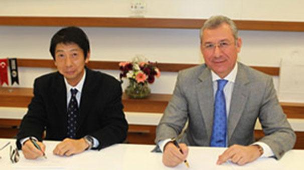 Tosyalı Holding'e Japon ortak