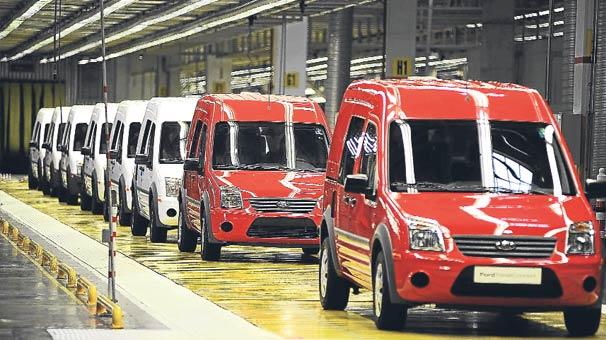 Ford Otosan'da direksiyona 'Haydar Yenigün' geçti