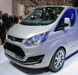İşte Ford'un Gölcük'te üretilecek yeni aracı!