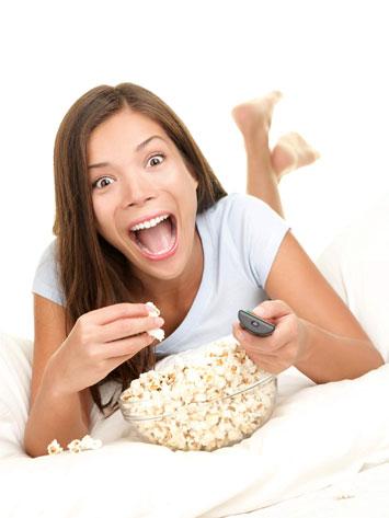 Patlamış mısır sandığınızdan daha sağlıklı!