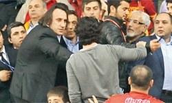 Ali Koç'a çirkin saldırı