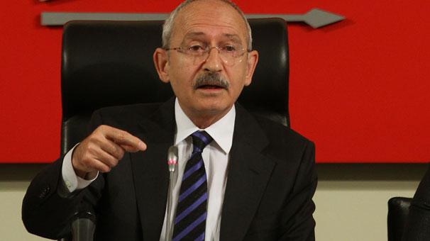 Kılıçdaroğlu AK Partiyi o konuda haklı buldu