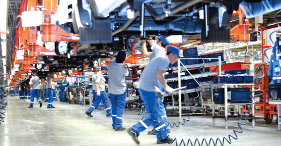 Ford dünyasının en kalitelisi oldu yeni projeleri almakta zorlanmadı