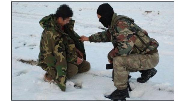 PKK'lıya montunu veren asker şehit oldu