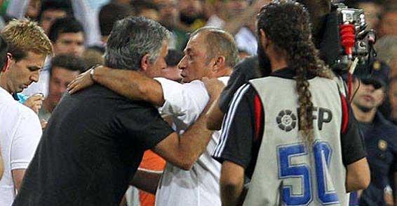 Terim, Mourinhodan bizzat istedi
