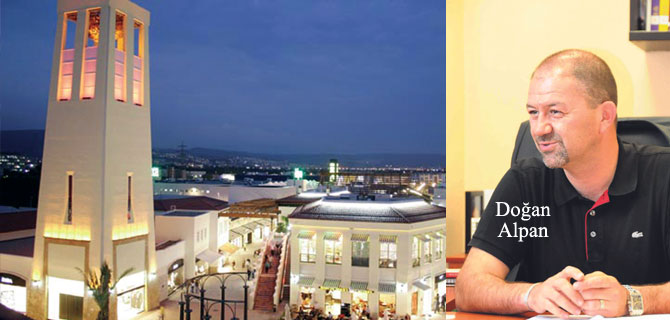 Forum Bornova'yı yılda 12 milyon kişi geziyor