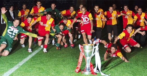 Süper şampiyon Galatasaray
