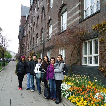 Comenius Programı ile Danimarka çıkarması