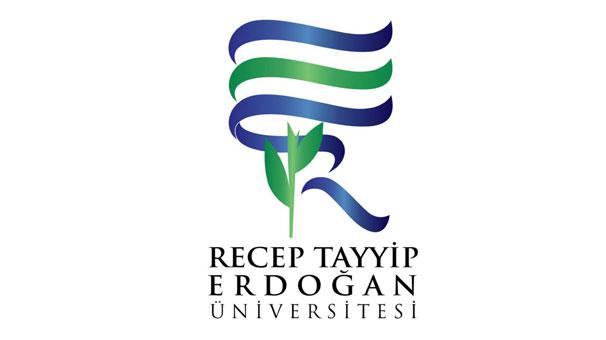 Recep Tayyip Erdoğan Üniversitesi'nin logosu belirlendi