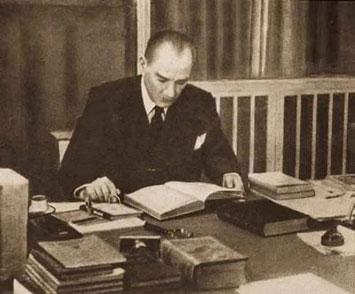 Atatürk'ün okuduğu kitaplar