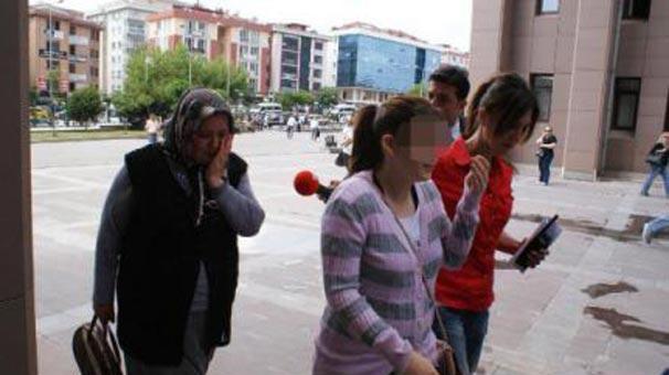 Kald�r�mda do�um yapan k�z ile ailesi bulundu