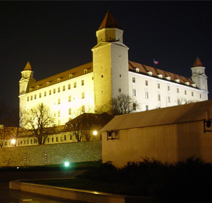 Slovakya'da BRATİSLAVA! (Başkent)