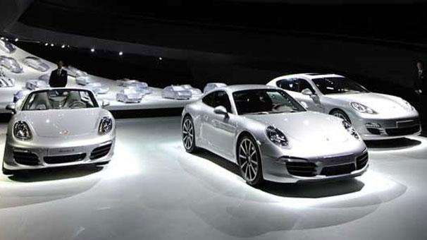 Porsche tamamen satıldı