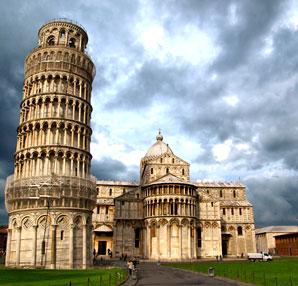 Pisa Kulesi neden eğik?