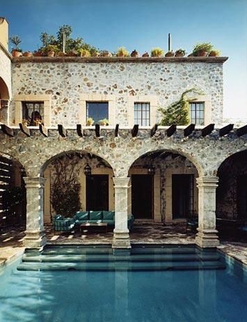 Sıcak ülkelerin esintisi: Akdeniz stili