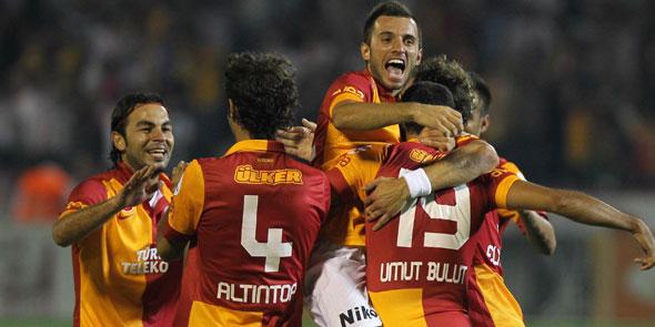 Süper Kupa Galatasarayın!