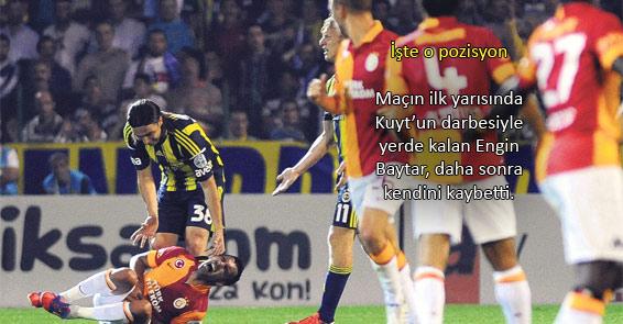 'KUYT TAHRİK ETTİ'