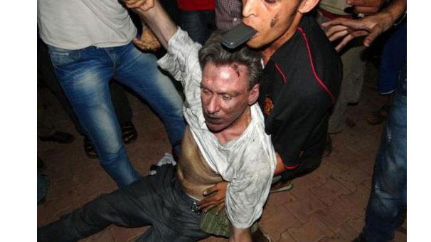 ABD Elçisi öldürüldü!
