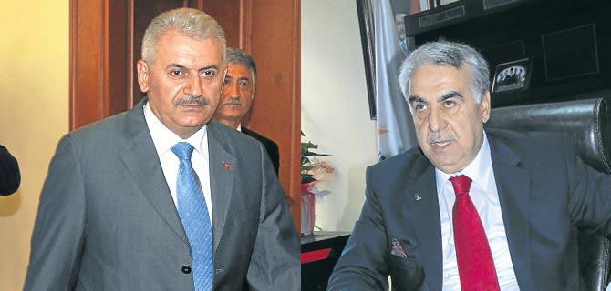 AK Parti'de 5 ilçe görevden alınacak