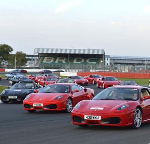 Ferrari'den Pist Rekoru!