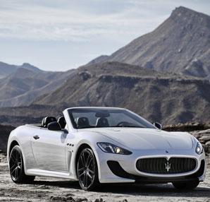 Maserati'den Paris Sürprizi!