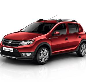 Yeni Dacia Logan, Sandero ve Sandero Stepway!