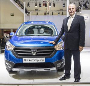 Yepyeni Dacia Modelleri Autoshow'da!