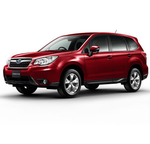 Subaru Forester 2013: yeni nesil kompakt crossover