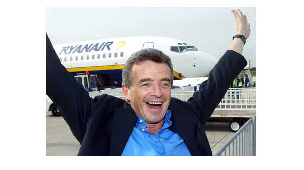 'Uçağa ayakta yolcu alıp 1 Euro'ya bilet satacağım'